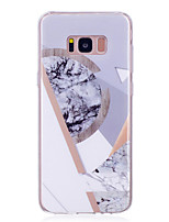cheap -Case For Samsung Galaxy S8 Plus S8 IMD Back Cover Marble Soft TPU for S8 Plus S8 S7 edge S7 S6 edge S6 S5 Mini S5