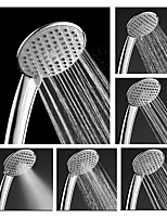cheap -Modern/Contemporary Hand Shower Chrome Feature-High Speed Multi-function , Shower Head
