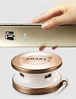 preiswerte -Kabelloses Ladegerät Telefon USB Ladegerät USB Kabelloses Ladegerät Qi 1 USB Anschluss 2A AC 220V iPhone X iPhone 8 Plus iPhone 8 S8 Plus