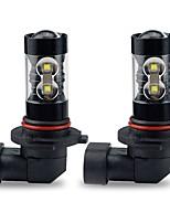 economico -2 pz 2006-2016 anno toyota corolla speciale led lampadina del faro super luminoso leggerezza 50 w 4000lm 6000 k led corolla fendinebbia