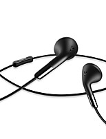 cheap -USAMS  SJ140 Line control music cell phone headphone Flat earphones The noise reduction