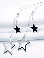 cheap -Women's Drop Earrings Fashion Oversized Alloy Star Jewelry For Daily Club