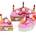 Недорогие -Ролевые игры Игрушки Круглый Продукты питания Friut Еда и напитки День рождения Мальчики Девочки Куски