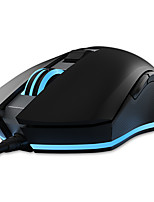 cheap -Dareu EM905 Wired Gaming Mouse six key 4000DPI
