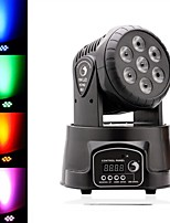 U'King LED Stage Light / Spot Light DMX 512 Master-Slave Sound-Activated Auto Remote Control 70 for Outdoor Party Stage Wedding Club
