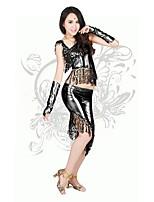 abordables -Lolita Clásica y Tradicional Antigua Grecia Mujer Accesorios Cosplay Negro Rojo Oro Plateado Campana Sin Mangas Medio muslo