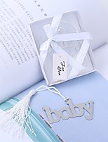 cheap -Special Occasion Baby Shower Stainless Steel Practical Favors Baby Shower Wedding New Baby Birthday-1 7*4