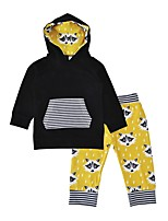 cheap -Baby Boys' Daily Holiday Casual Clothing Set