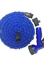 cheap -Garden Water Hose with Spray Nozzle Expanding Flexible Water Gun Car Wash With Nozzle