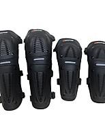 abordables -RidingTribe Protège Genoux Protège Coudes Équipement de protection moto Unisexe Adultes Matériel water proof EVA Résine Équipement de