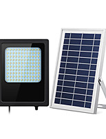 cheap -Solar Power 120LED Light Sensor Flood Lamp Garden Outdoor Security Waterproof