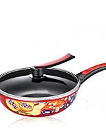 economico -alluminio Plastica Piatto Pan Pot multiuso,30/32