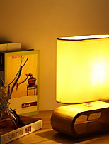 cheap -Ambient Light Simple Table Lamp Eye Protection On/Off Switch AC Powered 220V Dark Yellow White