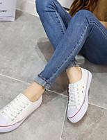 economico -Da donna Scarpe Di corda Primavera Autunno Comoda Sneakers Ballerina Punta tonda per Casual Bianco Nero Verde