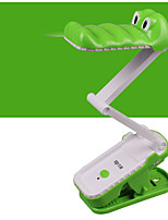 Ambient Light Simple Desk Lamp Adjustable On/Off Switch AC Powered <36V Blue Green