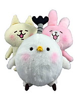cheap -Rabbit Chicken Bear Animal Stuffed Toys Stuffed Animals Plush Toy Cute Kids Chicken & Chick Animals Casual/Daily Adorable Lovely Kids