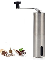 cheap -Stainless Steel Manual Coffee Bean Grinder Mill Hand Grinding Kitchen Tool New