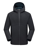 cheap -Men's Hiking Fleece Jacket Outdoor Winter Keep Warm Wearable Breathability Top Single Slider Running/Jogging Fishing Casual Camping