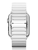 Недорогие -Ремешок для часов для Apple Watch Series 3 / 2 / 1 Apple Повязка на запястье Бабочка Пряжка Керамика