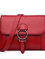 cheap -Women Bags PU Polyester Shoulder Bag Zipper for Casual All Season Wine Light Grey Dark Brown Purple Black
