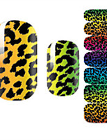 cheap -1 Nail Decals Nail Sticker As Picture Nail Art Design Decoration