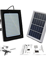 cheap -1pc 15W LED Solar Lights Waterproof Decorative Outdoor Lighting Cold White