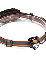 cheap -Headlamps Safety Lights Headlamp Straps 120 lm 1 Mode LED for Camping/Hiking/Caving Everyday Use Cycling/Bike Hunting