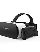 cheap -VR 3D Glasses Vritual Reality Shinecon Headset VR Glasses Helmet 3D Box for Smartphones with Controller