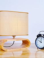 abordables -Luz Ambiente Artístico Lámpara de Mesa Protección para los Ojos Interruptor On/Off Alimentación AC 220v Amarillo Oscuro
