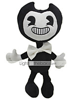 cheap -Ghost Bendy and The Ink Machine Plush Toy Stuffed Toys Stuffed Animals Plush Toy Cute For Children Classic Theme Animals Kids