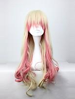 cheap -Cosplay Wigs Classic Lolita Dress Princess Lolita Wig 70 CM Cosplay Wigs Color Gradient Wig For