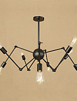 cheap -Retro/Vintage Traditional/Classic Chandelier Bulb Not Included 220-240V 110-120V Mini Style Ambient Light