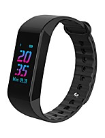 cheap -Smart Bracelet Bluetooth Water Resistant Calories Burned Touch Sensor APP Control Pulse Tracker Pedometer Activity Tracker Sleep Tracker