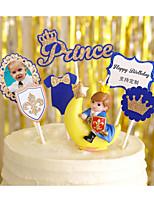 Creative cake candle party arrangement decoration supplies