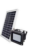 cheap -Solar Power 54 LED Light Sensor Flood Lamp Garden Outdoor Security Waterproof