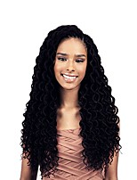 cheap -Faux curly locs kanekalon Dread Locks Hair Braid Crochet 18inch hair braids