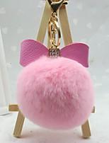 Women's Fur Bag Accessory For Handbag for Casual 8