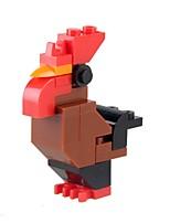 preiswerte -Bausteine Spielzeuge Neuheit Tiere Erwachsene 23 Stücke