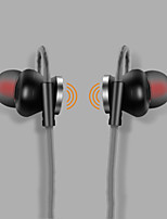 XO S10 Ear earphones wire metal Magnetic suction The winding
