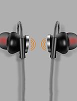 xo s10 oreille écouteurs fil métallique d'aspiration magnétique l'enroulement