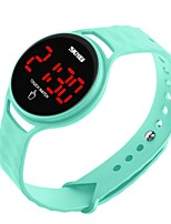 cheap -Kid's Couple's Casual Watch Sport Watch Fashion Watch Chinese Digital Calendar / date / day Water Resistant / Water Proof Noctilucent