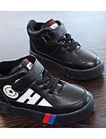 economico -Da ragazzo Scarpe PU (Poliuretano) Inverno Autunno Comoda Sneakers per Casual Nero Argento Rosso