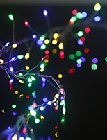 cheap -Waterproof 400 LEDs 2M String Light RGB AC Powered