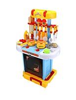 Недорогие -YIJIATOYS Ролевые игры Бакалея Торговый домоводство Игрушка кухонные наборы Детская техника Кулинария Игрушки Мебель Furnitures Еда и