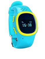 cheap -Kid's Sport Watch Fashion Watch Wrist watch Chinese Automatic self-winding Bluetooth Calendar / date / day Pedometer Stopwatch Silicone