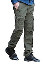 cheap -Men's Hiking Pants Outdoor Trainer Walking Pants / Trousers for Fishing Hiking Camping