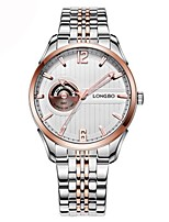 Недорогие -Муж. Жен. Модные часы Нарядные часы Наручные часы Swiss Кварцевый Календарь Секундомер Защита от влаги Повседневные часы Фосфоресцирующий