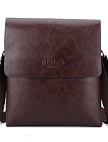 cheap -Men Bags Cowhide Shoulder Bag Zipper for Casual All Season Black Brown Khaki