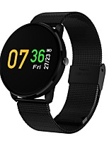 cheap -Smart Bracelet Heart Rate Monitor Pedometers Exercise Record APP Control Camera Control Pedometer Sleep Tracker Find My Device Alarm