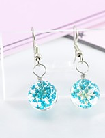 cheap -Women's Drop Earrings Sweet Lovely Glass Alloy Flower Jewelry Party Daily